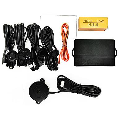 Недорогие Камеры заднего вида для авто-система датчиков парковки автомобиля универсальная зуммерная сигнализация 22мм обратный радар звуковая сигнализация n цветов