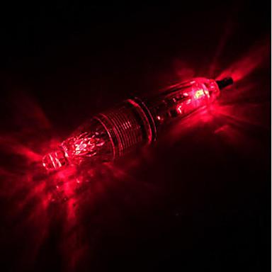 olcso Horgászlámpák-4db LED Chip Lámpa LED Fehér Piros Kék Zöld Könnyű Halászat