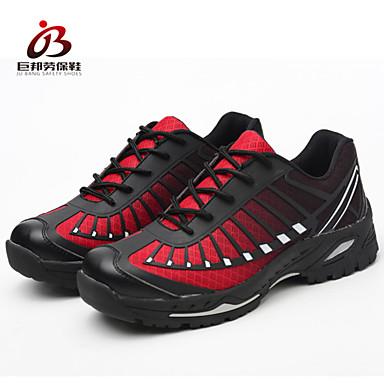 olcso Személyes védelem-Biztonsági cipő csizma for Munkahelyi biztonság Légáteresztő 1.2 kg