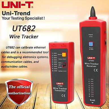 ieftine Electrice & Ustensile-uni t ut682 rețea cablu lan lan tracker cablu telefonic alimentare cablul tester linie de căutare instrument de întreținere rețea