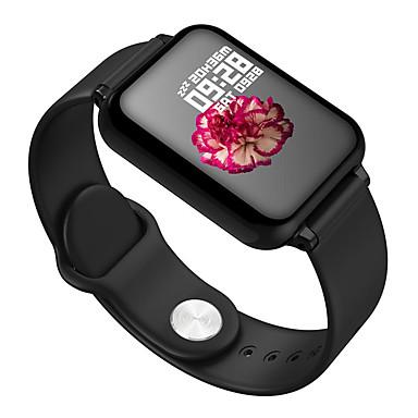 رخيصةأون ساعات ذكية-b57 ساعة ذكية bt البدنية تعقب تعقب دعم إعلام / القلب رصد معدل الرياضة smartwatch متوافق ios / هواتف أندرويد
