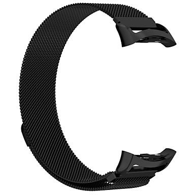 Недорогие Часы для Samsung-Ремешок для часов для Gear S2 Samsung Galaxy Миланский ремешок Нержавеющая сталь Повязка на запястье