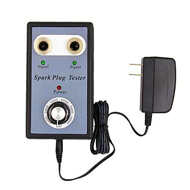 Недорогие OBD-двойное отверстие автомобиля свеча зажигания тестер зажигания анализатор диагностический инструмент автомобиль свеча зажигания тестер детектор свечи зажигания
