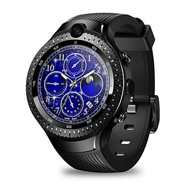 رخيصةأون ساعات ذكية-zeblaze ثور 4 الذكية ووتش المزدوج 4 جرام lte bt البدنية المقتفي دعم رصد معدل ضربات القلب / يخطر 5.0mp كاميرا الرياضة smartwatch الهاتف