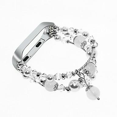 Недорогие Аксессуары для смарт-часов-интеллектуальный браслет ремешок для часов для группы mi 3 / xiaomi band 4 универсальный дизайн ювелирных изделий ремешок на запястье