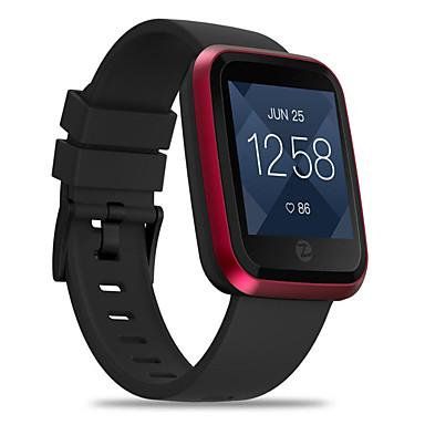 رخيصةأون ساعات ذكية-zeblaze crystal 2 hr ساعة ذكية اللياقة البدنية تعقب تعقب دعم إعلام / رصد معدل ضربات القلب الرياضة طويل الاستعداد smartwatch متوافق ios / هواتف أندرويد
