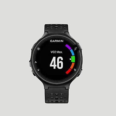 رخيصةأون ساعات ذكية-GARMIN® Garmin Forerunner235 L الرجال النساء سمارت ووتش Android iOS WIFI بلوتوث ضد الماء GPS رصد معدل ضربات القلب أصفر فاتح رياضات ECG + PPG مؤقت المشي عداد الخطى تذكرة بالاتصال