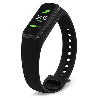 Недорогие Часы для Samsung-Ремешок для часов для Galaxy Fit E R375 Samsung Galaxy Спортивный ремешок / Классическая застежка / Современная застежка силиконовый Повязка на запястье