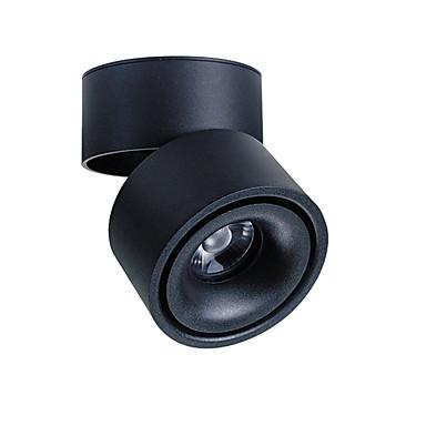 olcso LED csillárok-1set 10 W 800 lm 1 LED gyöngyök Könnyű beszerelni Mennyezeti izzók LED mélysugárzók Meleg fehér Fehér 220-240 V 110-120 V Kereskedelmi Otthon / iroda Nappali / ebédlő