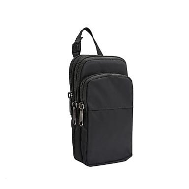 Недорогие Универсальные чехлы и сумочки-6 дюймов открытый спортивный чехол для универсального держателя карты сумка сумка талии запястье висит талии портативный диагональ водонепроницаемый нейлон