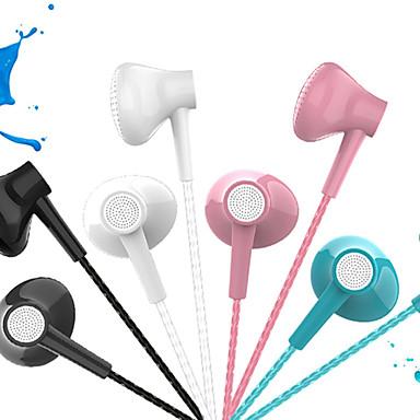 رخيصةأون سماعات الأذن السلكية-dudao dt-226 سماعات سلكية 3.5 ملم في الأذن سماعات أذن دينامية بوضوح واضح ومريح للألوان الكلاسيكية