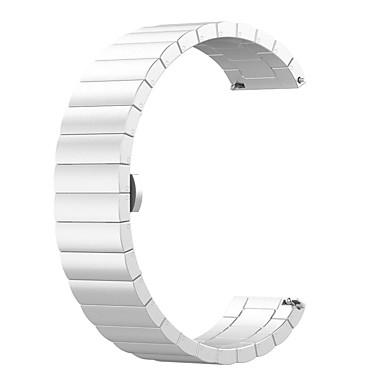 voordelige Smartwatch-accessoires-Horlogeband voor Huawei eer Magic Huawei Sieradenontwerp Roestvrij staal Polsband