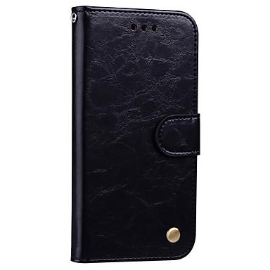 Недорогие Чехлы и кейсы для Galaxy Note-чехол для samsung применим к galaxy note 9/8 кожаный чехол с перекидным кожаным воском s7 / s7edge / s8 / s8 plus / s9plus чехол для мобильного телефона с защитой от падения m10 / m20 / m30 держатель