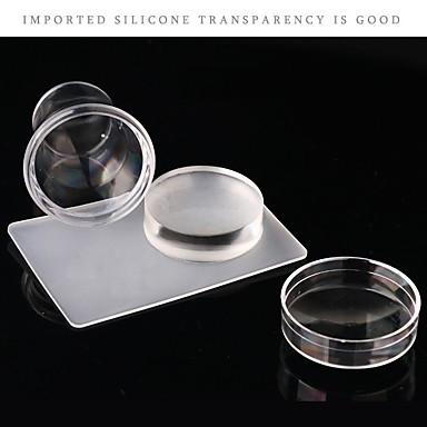 1 pcs Nakit za nokte Žigosanje ploče nail art Manikura Pedikura Dnevno Sažetak / Moda / utiskivanje Plate
