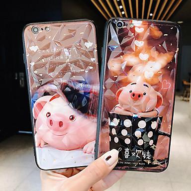 voordelige Huawei Mate hoesjes / covers-hoesje Voor Huawei Huawei Nova 3i / Huawei Nova 4 / Huawei Note 10 Stofbestendig / Patroon Achterkant dier / Cartoon PC