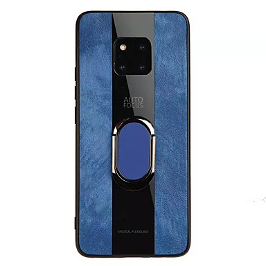 voordelige Galaxy Note-serie hoesjes / covers-hoesje voor samsung galaxy s9 / s9 plus / s8 plus / s10plus / s10 / note 9 ringhouder achterkant lijnen / golven acryl