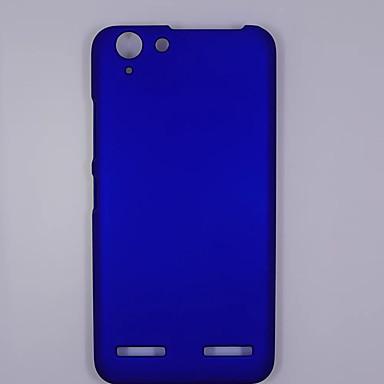 olcso Táblagép tokok-Case Kompatibilitás Lenovo tabletta Lenovo Vibe K5 Plus / Lenovo Vibe K5 Ultra-vékeny Fekete tok Egyszínű TPU