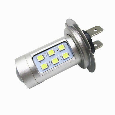 رخيصةأون مصابيح السيارة-H7 لمبات الضوء 12W LED أداء عالي 12 مصباح الرأس من أجل