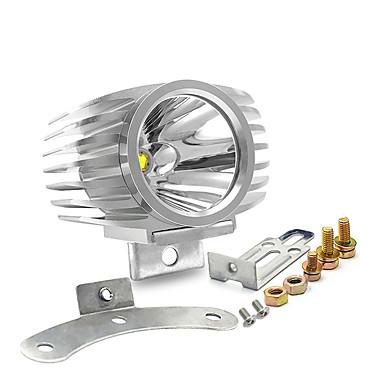 voordelige Motorverlichting-led motorfiets koplamp spotlight super heldere witte moto fog drl koplamp jacht rijden lichten