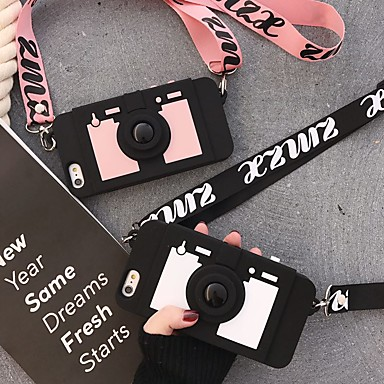 Недорогие Кейсы для iPhone 6-чехол для apple iphone xs / iphone xr / iphone xs max / 7 8plus / 6splus / 6s кошелек / держатель карты задняя крышка сплошной цветной тпу