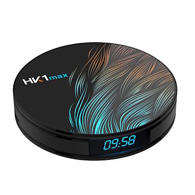 olcso Audió & videó kiegészítők-HK1 MAX - 4G32G Android 9.0 RK3318 4GB 32GB Négymagos
