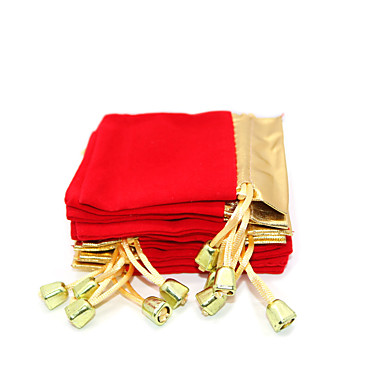 olcso Ékszer csomagolás és kiállítás-Ékszertáskák - Képenként 9 cm 7 cm 0.2 cm / 10pcs