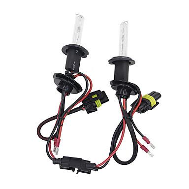 voordelige Autokoplampen-2 stks / set 55 w h7 verborg xenon koplamp conversie kit 3000-12000 k voor carkit typebollen * 2 kleurtemperatuur 5000 k