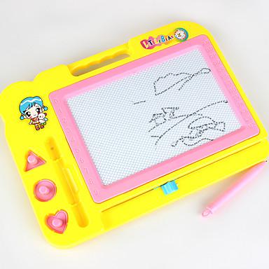 olcso Kid tabletta-Játék rajzolása Játék rajztáblák Iskola Office Desk Toys Mágneses Kemény műanyag Klasszikus Gyermek Fiú Lány Játékok Ajándék