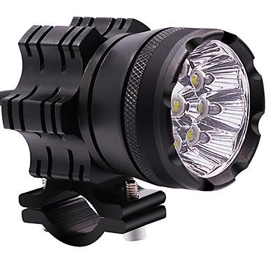 olcso HID és halogén izzók-2db / készlet led motorkerékpár fényszóró köd spot fényszóró reflektor