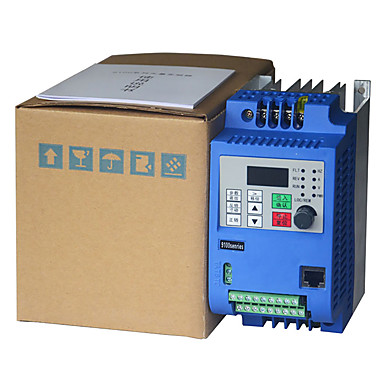 cheap Power Tools-2.2kw 380v ac drive inverter  frequency converter 3 phase frequency inverter for motor speed controller VFD
