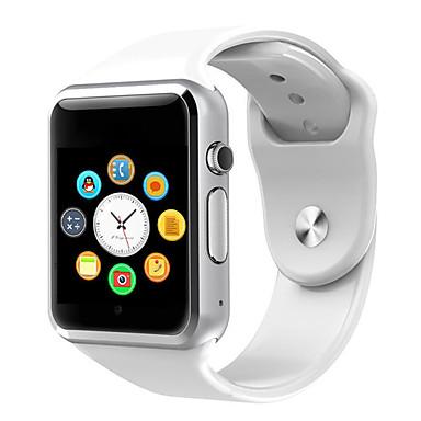 povoljno Pametna elektronika-Smart Satovi Hands-Free telefoniranje Audio Bluetooth 2.0 iOS Android Nema utor za SIM karticu