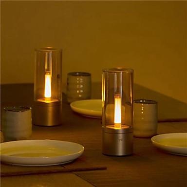 povoljno Smart Lights-yeelight ylfw01yl 6,5w punjiva noćno svjetlo bluetooth kontrolna svjetiljka (xiaomi ekosistemski proizvod) - 2kom