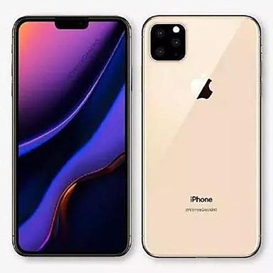 Недорогие Защитные плёнки для экрана iPhone-applecreen protectoriphone 11 высокой четкости (hd) защитная пленка для экрана 1 шт. закаленное стекло