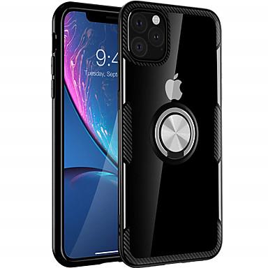 voordelige iPhone-hoesjes-ring duidelijk beschermend telefoonhoesje voor iPhone 11 11 pro 11 pro max xs max xr xs x 8 8 plus 7 7 plus 6 6 plus 6s 6s plus