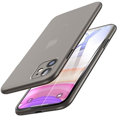 Недорогие Кейсы для iPhone X-ультратонкий матовый чехол для телефона для iphone 11 11 pro 11 pro max xs max xr xs x 8 8 плюс 7 7 плюс