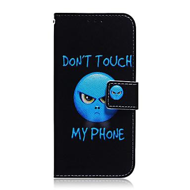 Недорогие Кейсы для iPhone 7 Plus-Кейс для Назначение Apple iPhone 11 / iPhone 11 Pro / iPhone 11 Pro Max Бумажник для карт / Защита от удара / С узором Чехол Мультипликация ТПУ