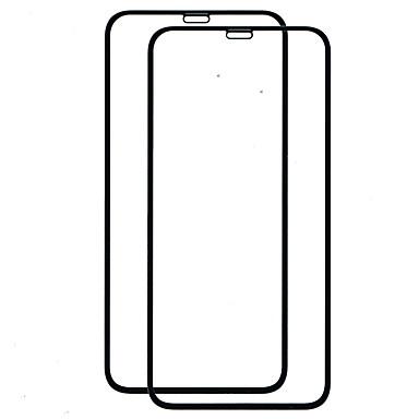 voordelige iPhone screenprotectors-asling appelschermbeschermer iphone 11 pro max 9 uur hardheid schermbeschermer voor het hele lichaam 2 stuks gehard glas