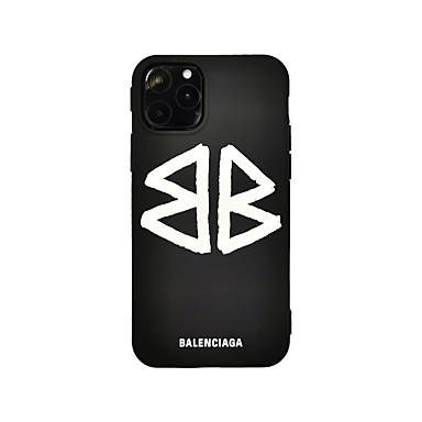 Θήκη Za Apple iPhone 11 / iPhone 11 Pro / iPhone 11 Pro Max Ultra tanko / Uzorak Stražnja maska Riječ / izreka TPU