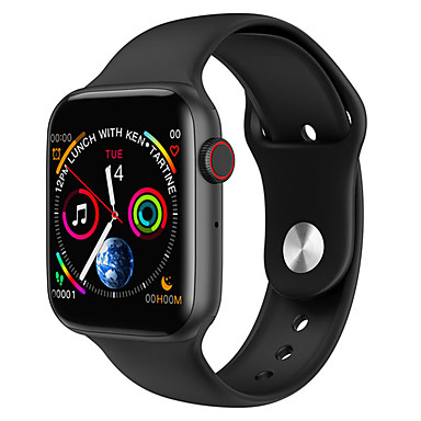 Недорогие Смарт-электроника-L34 Smart Watch BT Поддержка фитнес-трекер уведомить / монитор сердечного ритма Спорт Bluetooth SmartWatch совместимые телефоны Apple / Samsung / Android