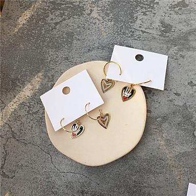 رخيصةأون أقراط-نسائي حلقات فينتاج السويد مطلية بالذهب الأقراط مجوهرات ذهبي من أجل هدية مناسب للبس اليومي مهرجان 1 زوج