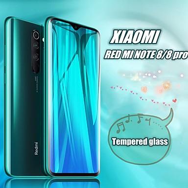 Недорогие Защитные плёнки для экранов Xiaomi-Redmi Note 7 8 защитное стекло протектор экрана для Xiaomi Redmi Note 7 8 Pro закаленное стекло на Redmi Note8 защитная пленка 9 ч