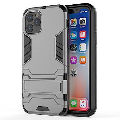 voordelige iPhone 6 hoesjes-hoesje voor Apple iPhone 11 11 pro 11 pro max schokbestendig met standaard full body cases armor tpu pc xs max xr xs x 8 8plus 7 7plus 6 6plus 6s 6splus