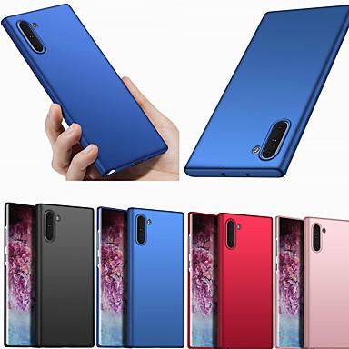 Недорогие Чехлы и кейсы для Galaxy Note-ультратонкий жесткий защитный чехол для телефона для Samsung Galaxy Note 10 примечание 10 плюс примечание 9 примечание 8