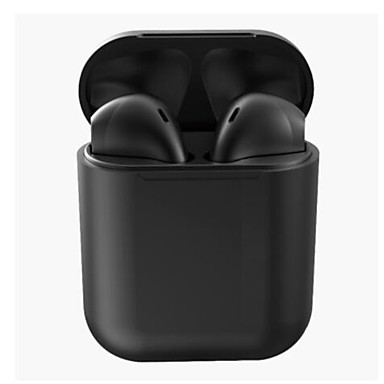 cheap Headsets & Headphones-LITBest I12 Inpods Pop-up TWS True Wireless Earbuds Wireless Earbud Bluetooth 5.0 Stereo with Microphone with Volume Control