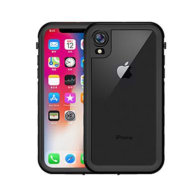 voordelige iPhone-hoesjes-hoesje voor appel van toepassing op xs max 2-in-1 anti-val mobiele telefoon hoesje xr waterdichte dot all-inclusive beschermhoes
