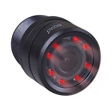 voordelige Auto-achteruitkijkcamera-ziqiao auto auto parkeerhulp camera ir infrarood nachtzicht 28mm gatenzaag waterdicht voor achteruitkijkmonitor stereo