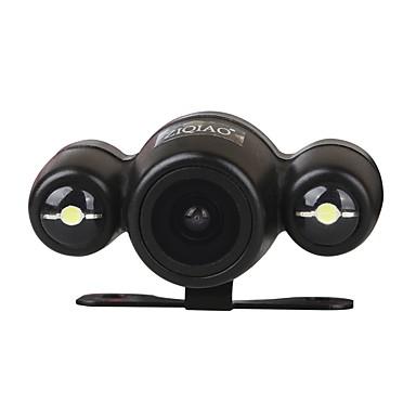 Недорогие Камеры заднего вида для авто-ZIQIAO 480TVL 720 x 480 1/4 дюймовый ПЗС-датчик Проводное 170° Камера заднего вида Водонепроницаемый для Автомобиль