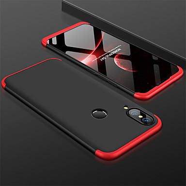 Недорогие Чехлы и кейсы для Huawei-Оболочка 360 градусов полная защита жесткого ПК чехол для Huawei Y7 2019 Y9 Y6 2019 Y9 2018 Y7 2018 P Smart Plus 2019 Honor 20 Pro Honor 20i honor 10 Lite V20 V10 противоударный чехол