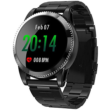 رخيصةأون ساعات ذكية-L16 smartwatch بلوتوث البدنية المقتفي دعم إخطار / ecg / قياس ضغط الدم الرياضة الساعات الذكية لسامسونج / فون / الهواتف أندرويد