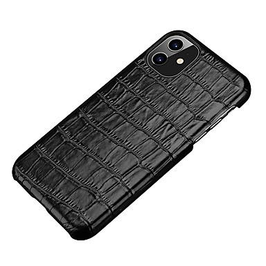 voordelige iPhone-hoesjes-hoesje Voor Apple iPhone 11 / iPhone 11 Pro / iPhone 11 Pro Max Schokbestendig / Ultradun Achterkant Tegel TPU / PC